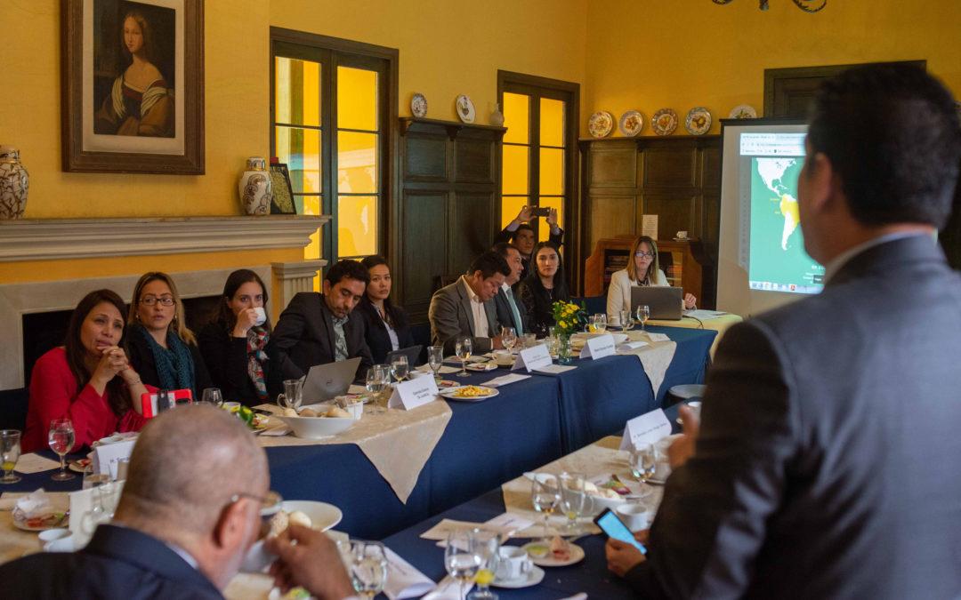Declaración de la iniciativa Interreligiosa para los Bosques Tropicales en Colombia