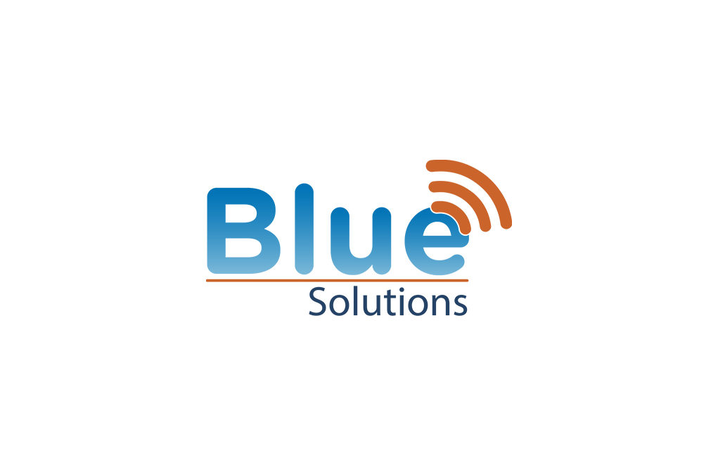 Página web Blue Solutions