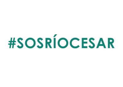 #SOSRíoCesar