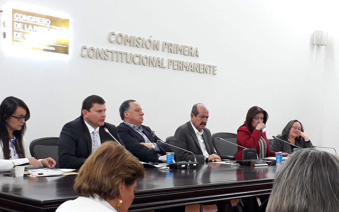 Audiencia Pública sobre Proyecto de Ley de Reforma al Sistema Educativo