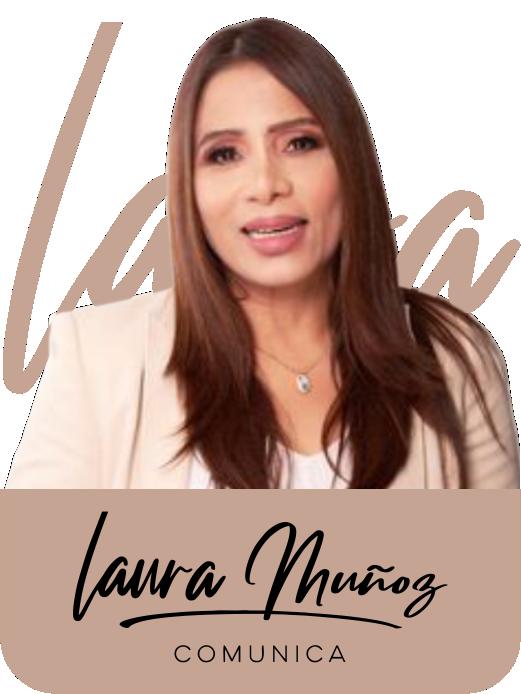 Laura Comunica Web Site