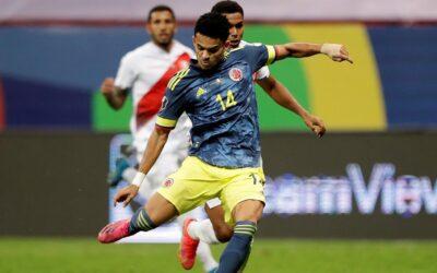 Luís Díaz con el mejor puntaje en la Copa América