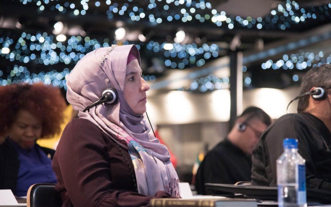 Mujeres musulmanas en Colombia piden respeto por sus derechos